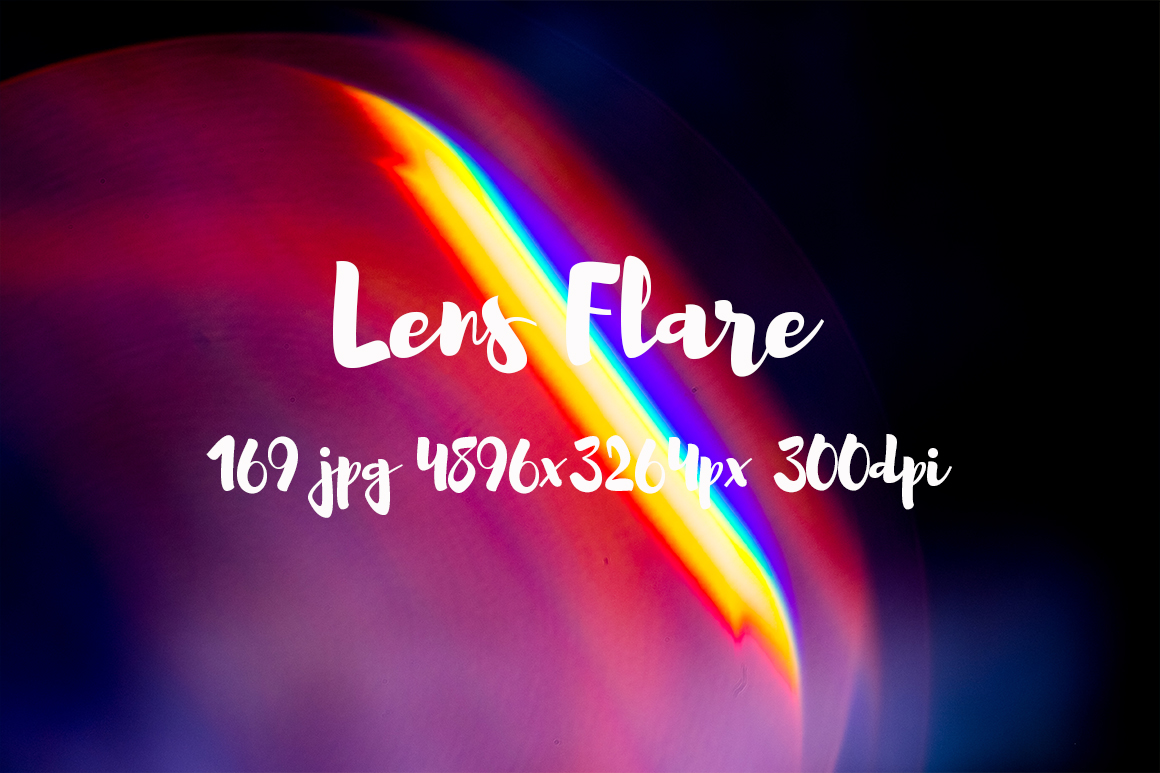 Lens Flare Pack example image 17