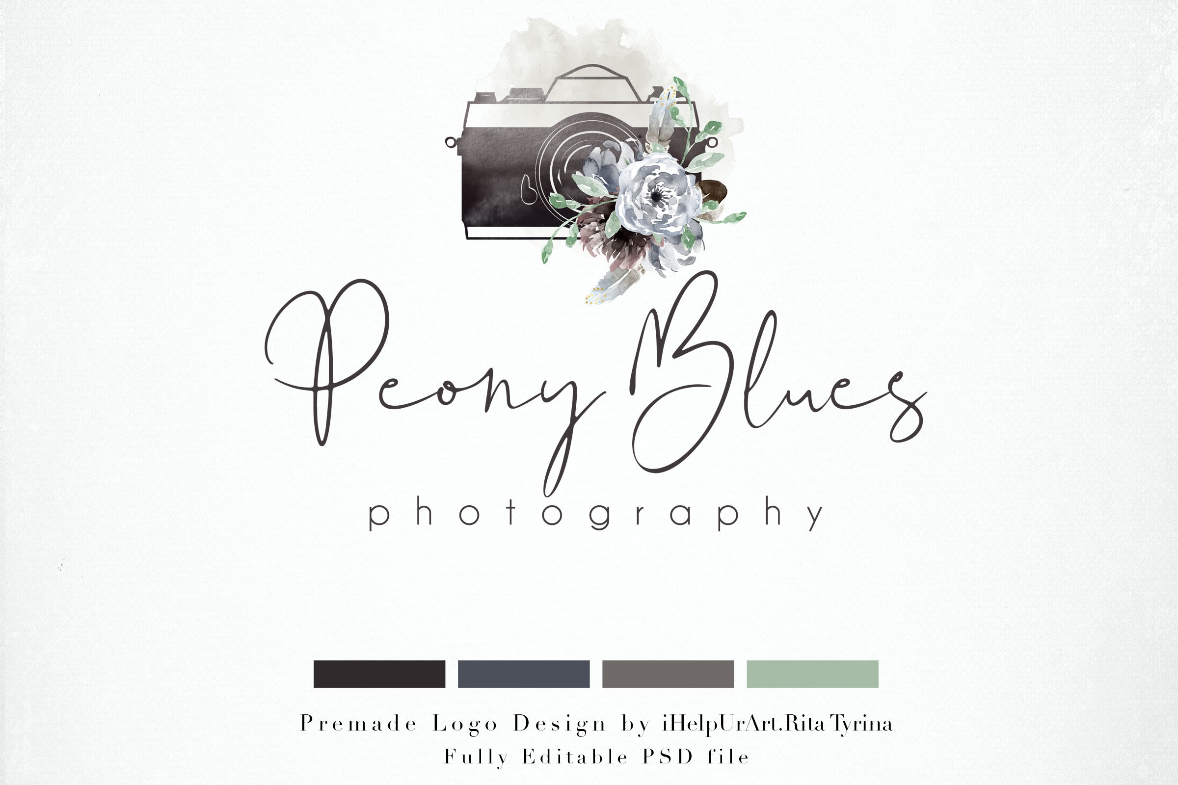 Photography Logo Template example image 1