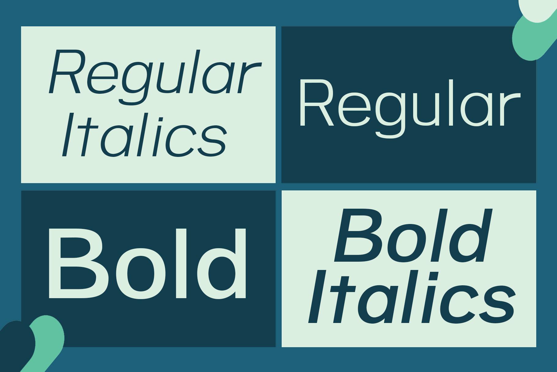 Centuria Typeface example image 4