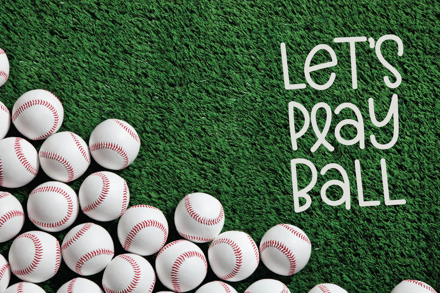 Baseball Momma - A Font Duo example image 9