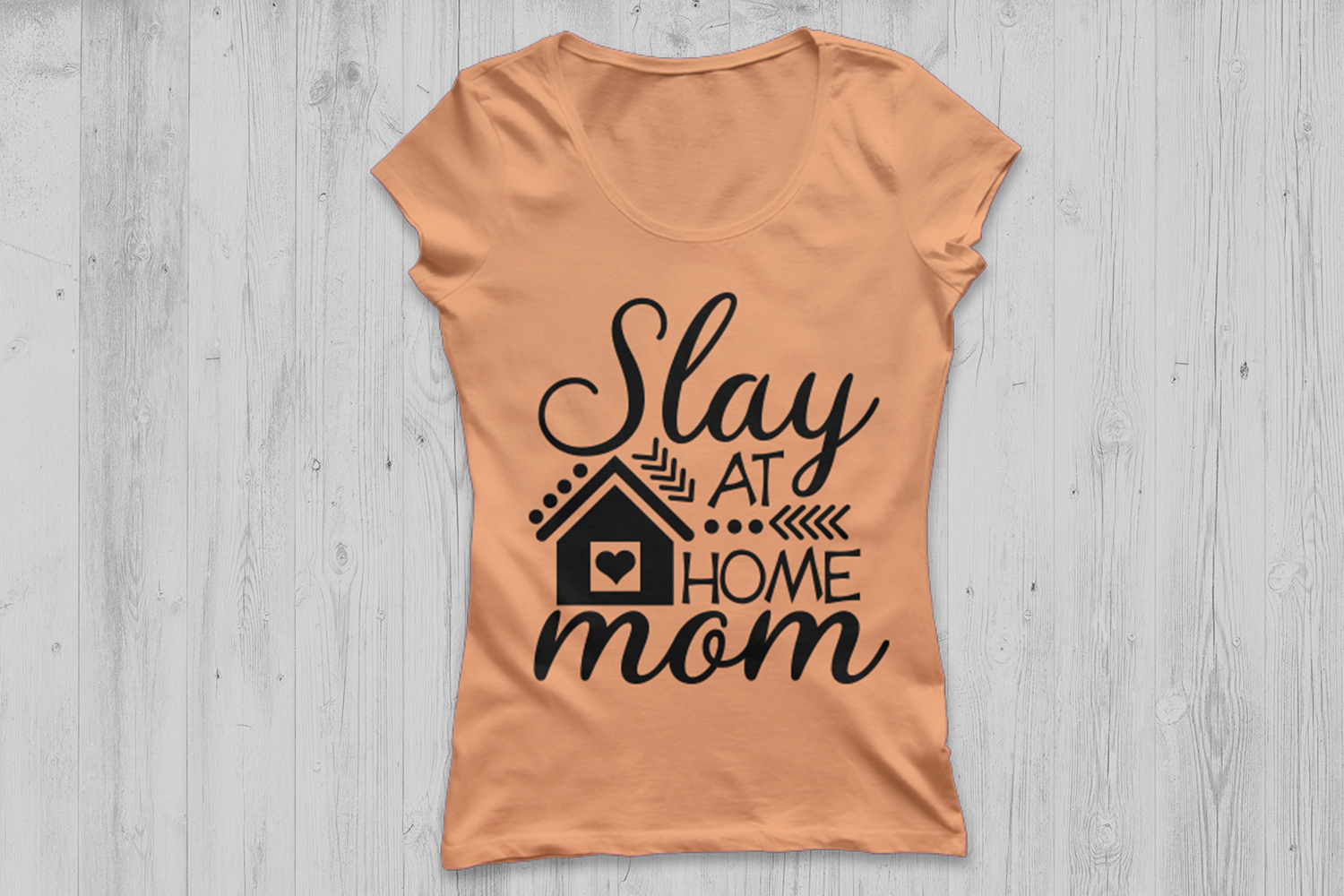 Slay At Home Mom Svg, Mother's Day Svg, Mom Life Svg. example image 2