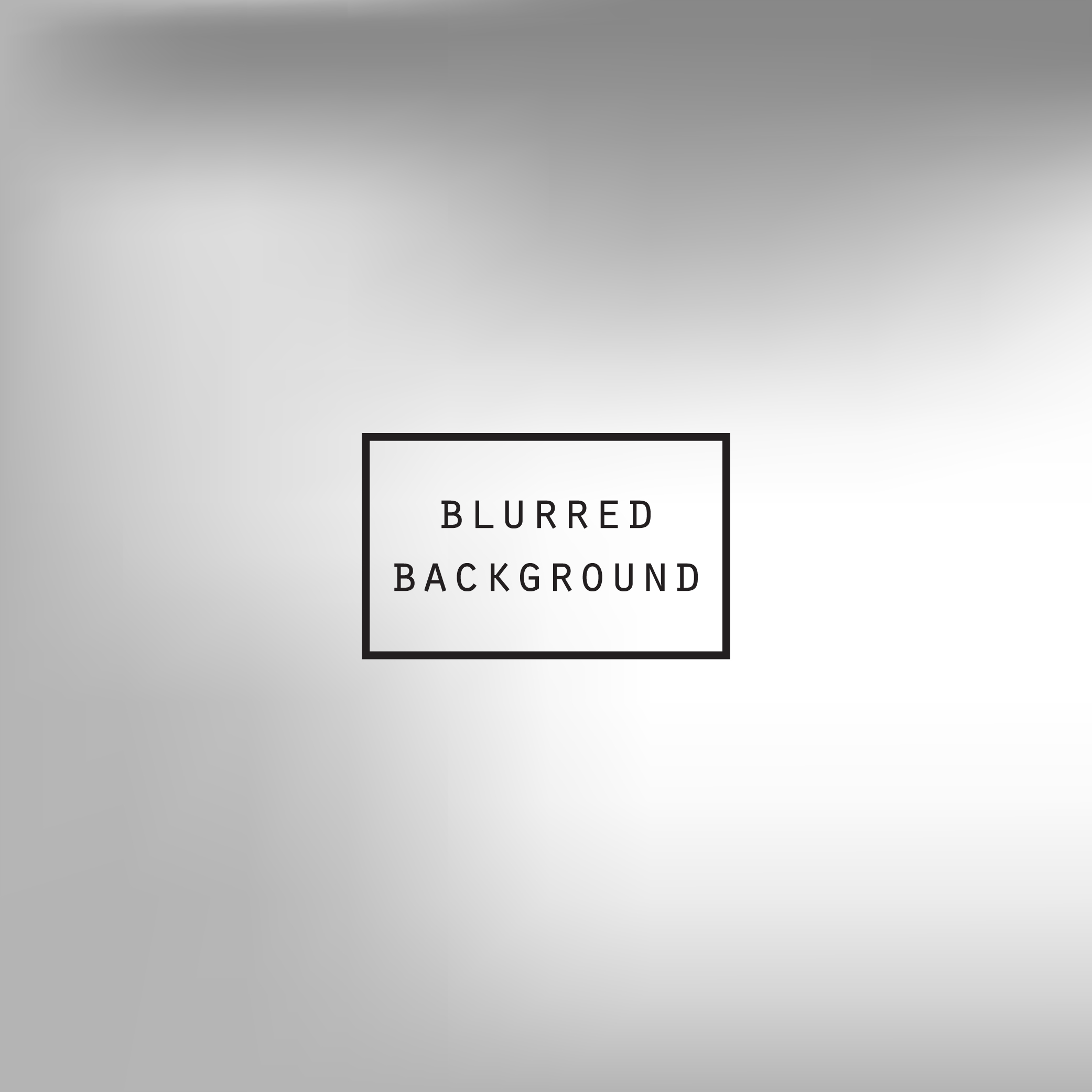 Blurred silver abstract gradient background example image 6