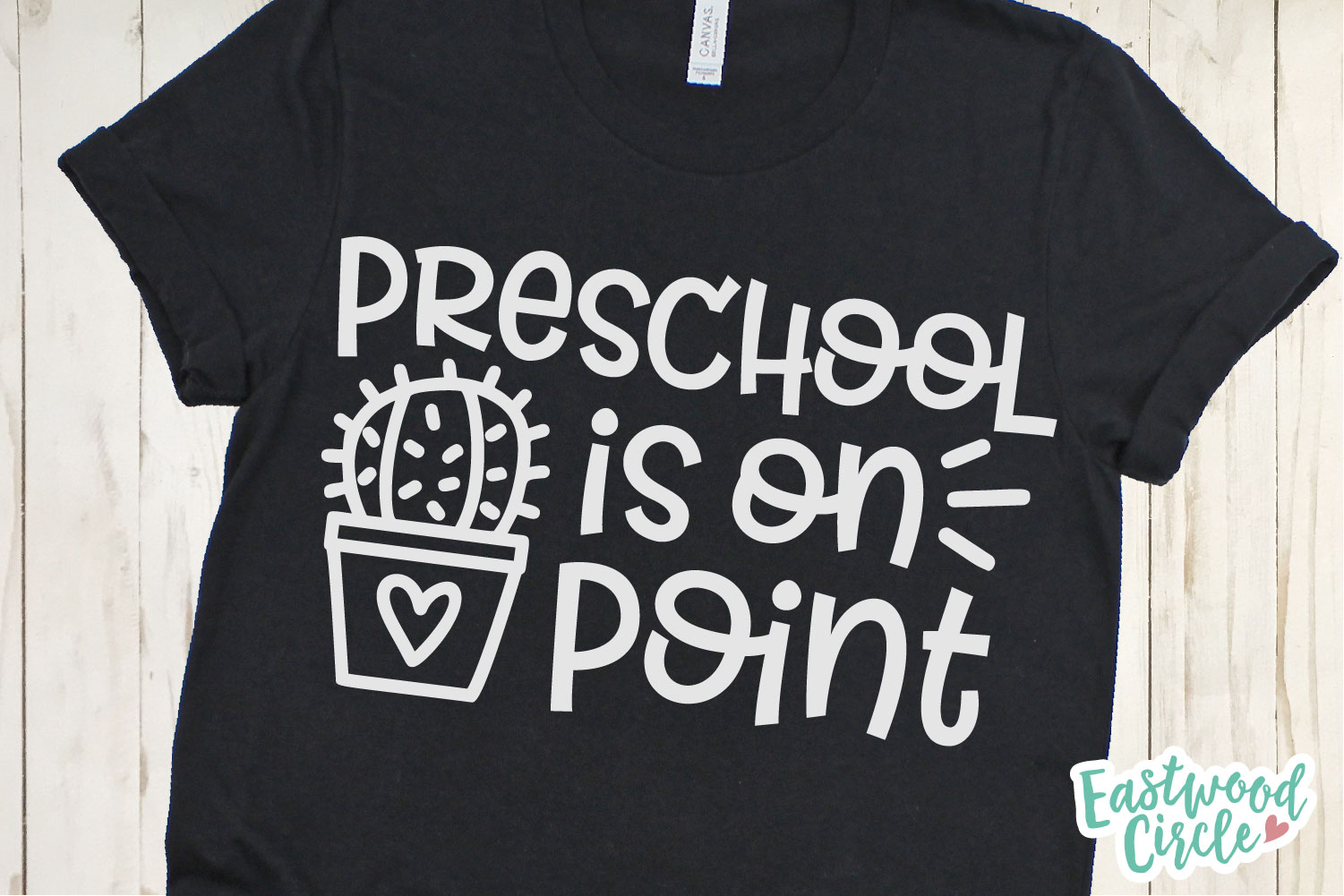 School Is on Point SVG Bundle - Back to School Cut Files example image 3