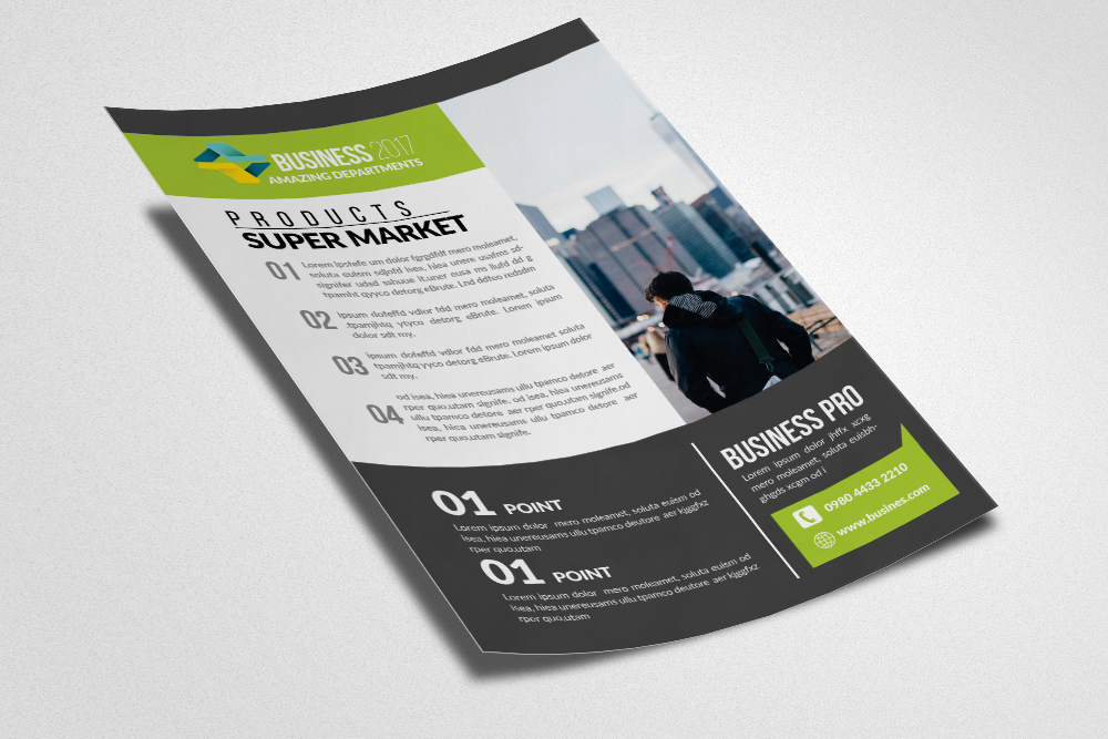 Business Associate Flyer Template example image 2