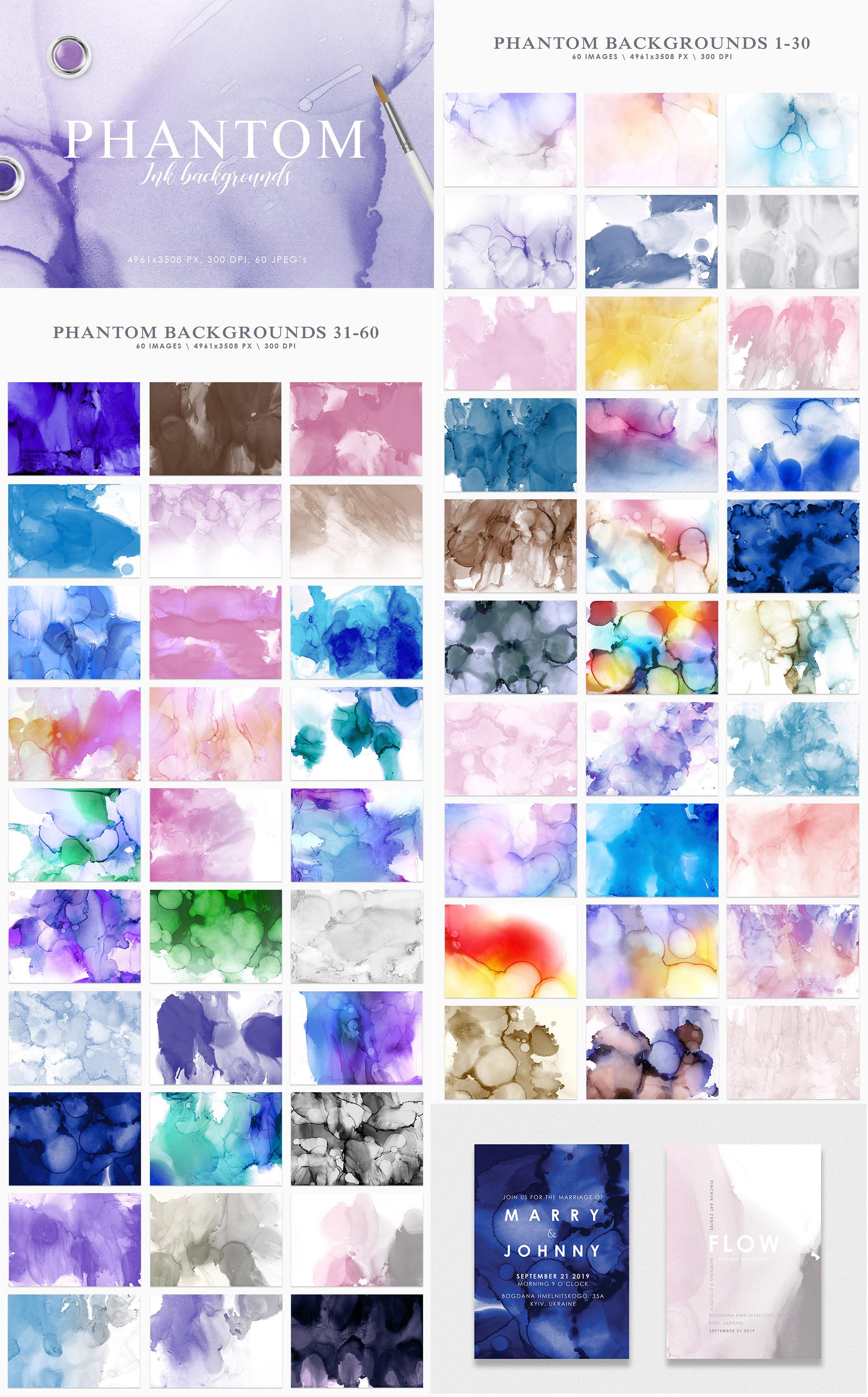Aesthetic Backgrounds BUNDLE example image 13
