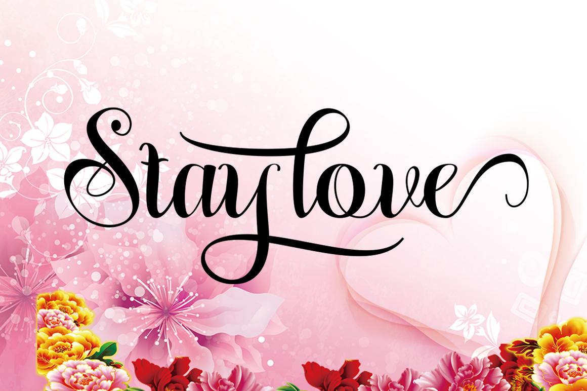 My love Script example image 6
