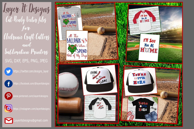 Baseball Design Files example image 1