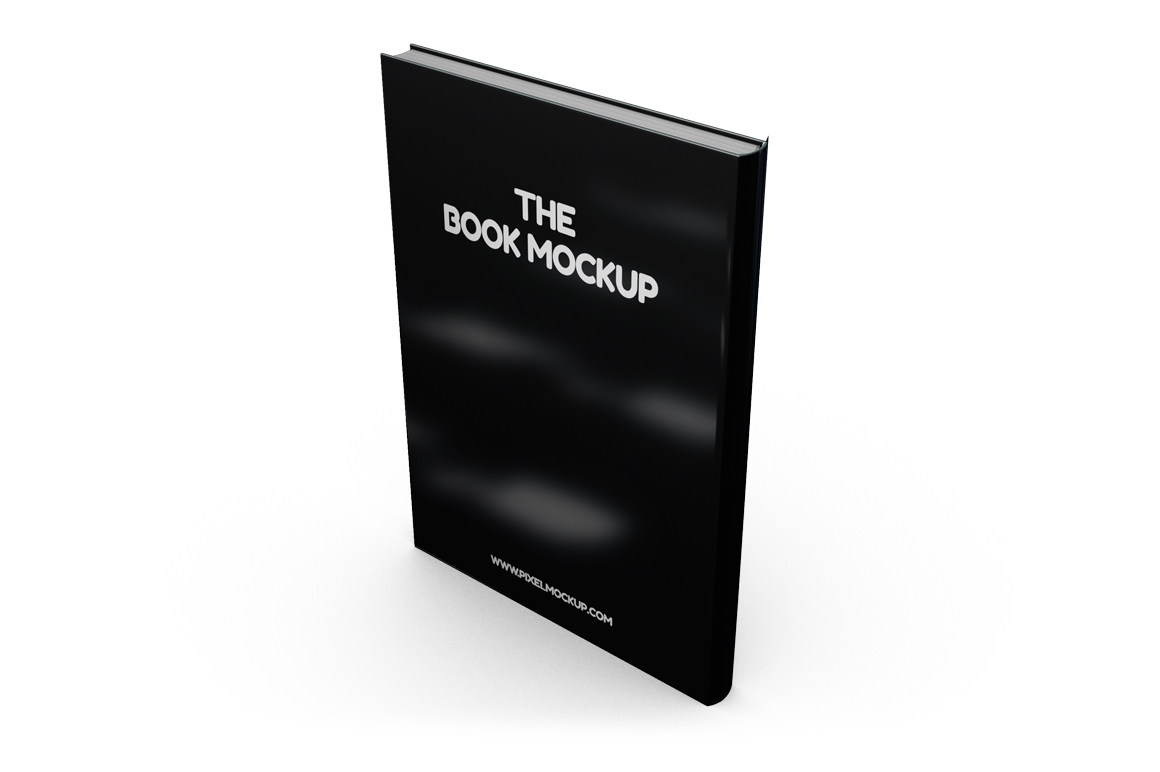 The Book Mockup example image 4