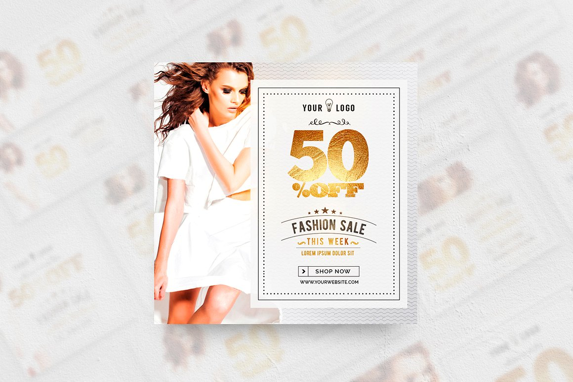 Fashion Banner Ads example image 2