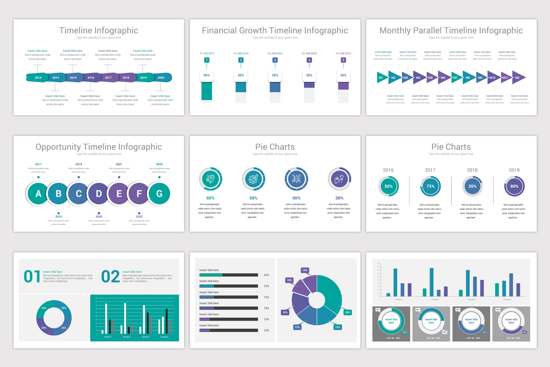 Business Plan Keynote Template example image 15