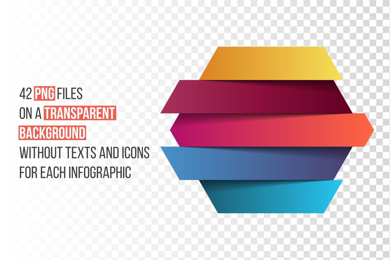 Infographic elements bundle v.01 example image 2