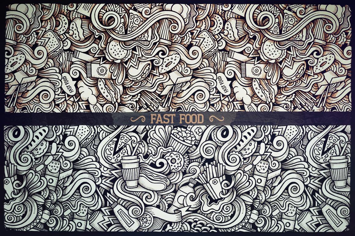 -50 SALE/ Big Doodle Patterns Bundle #2 example image 10