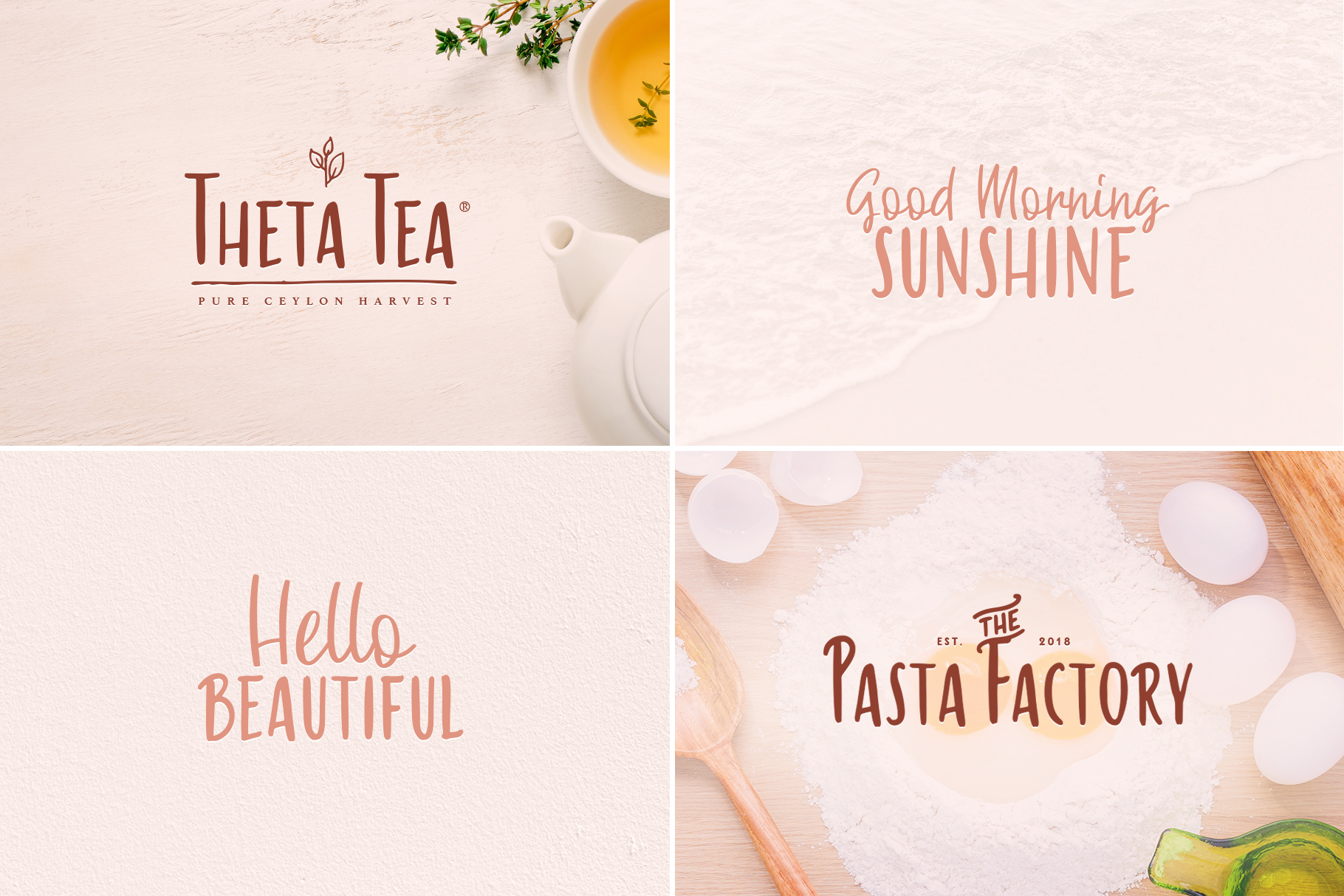 Cake & Cutie | A Handwritten Typeface example image 6