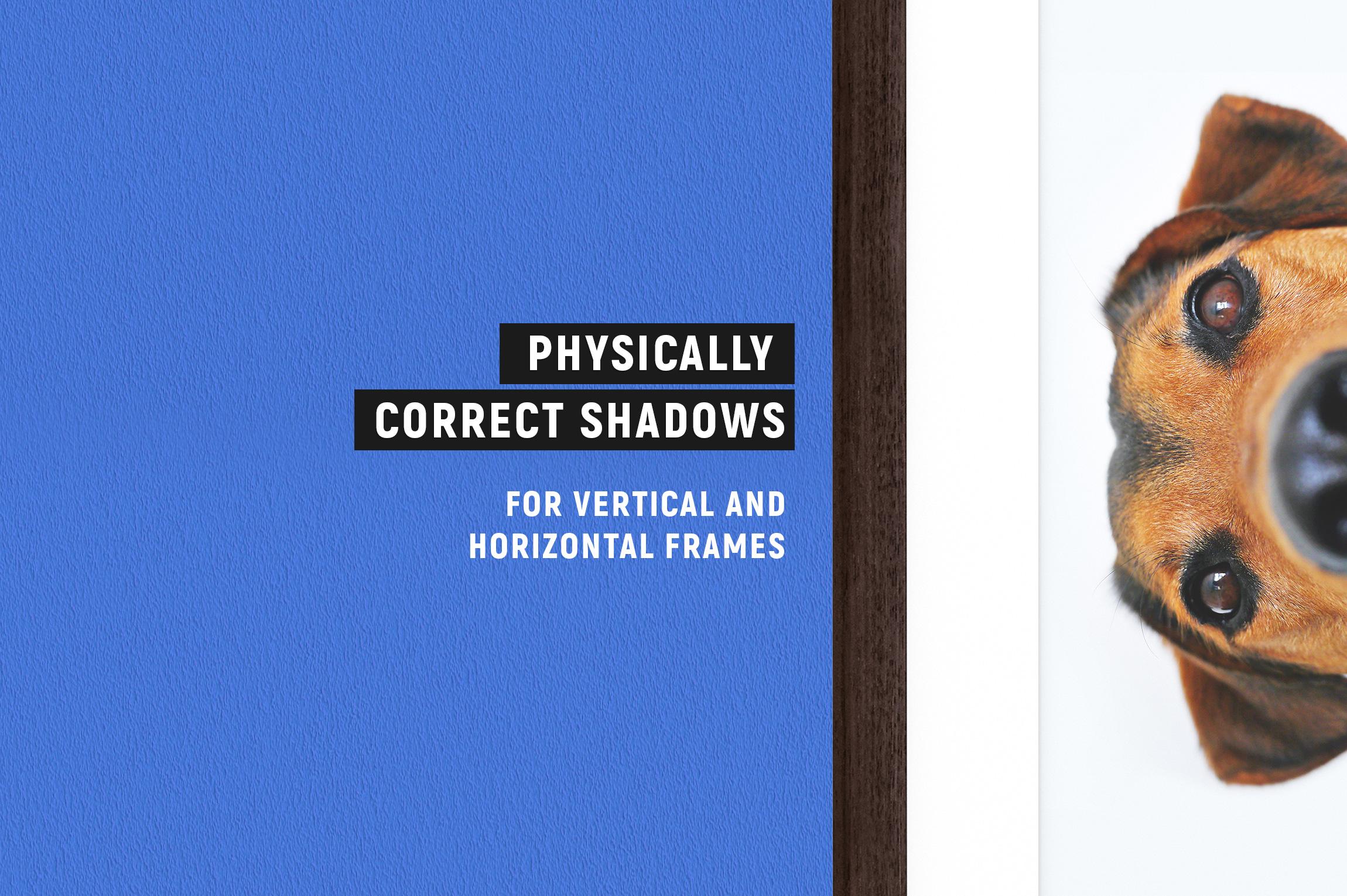 10 Frames & 7 Walls Mockups example image 3