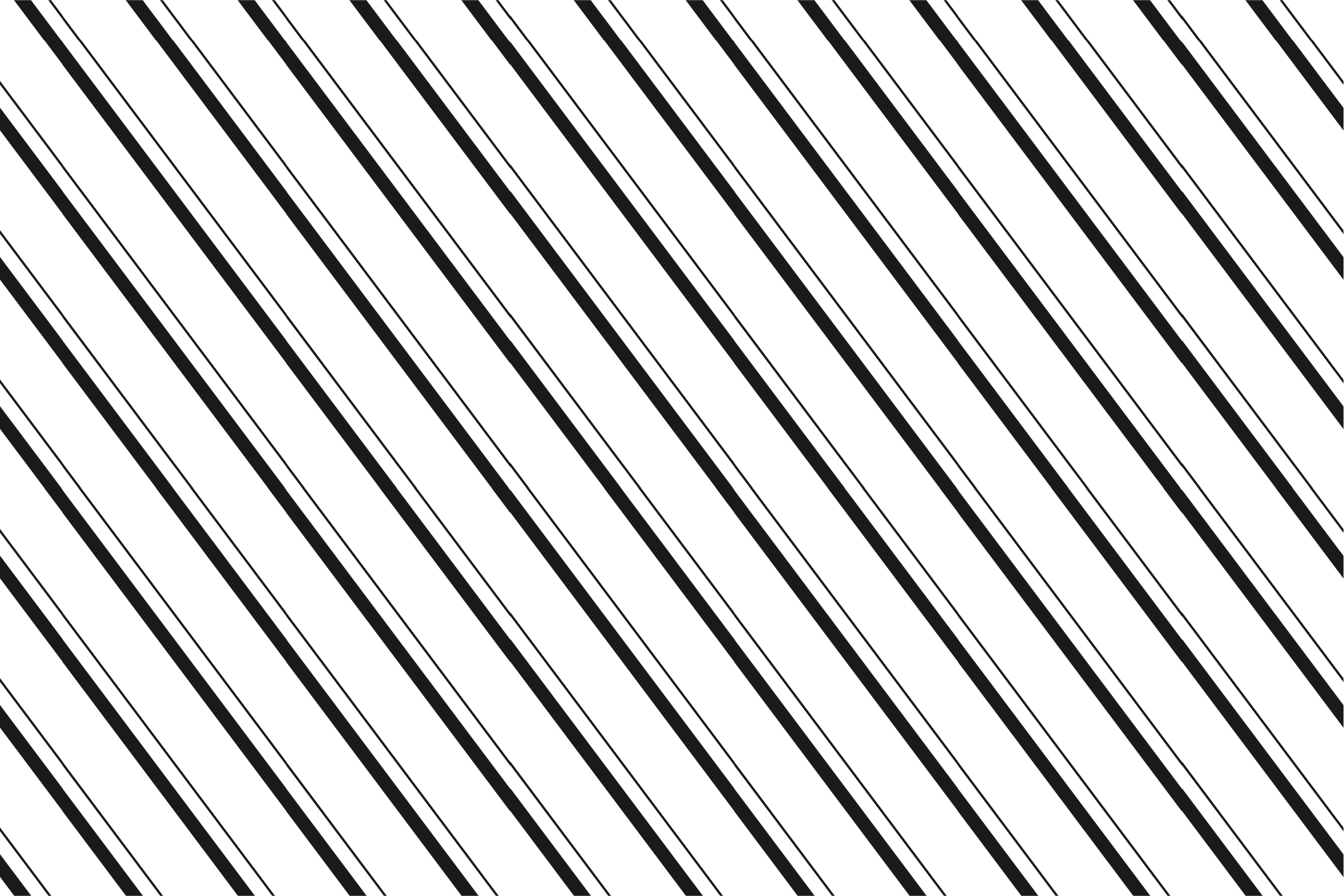 Geometric seamless patterns. B&W. example image 10