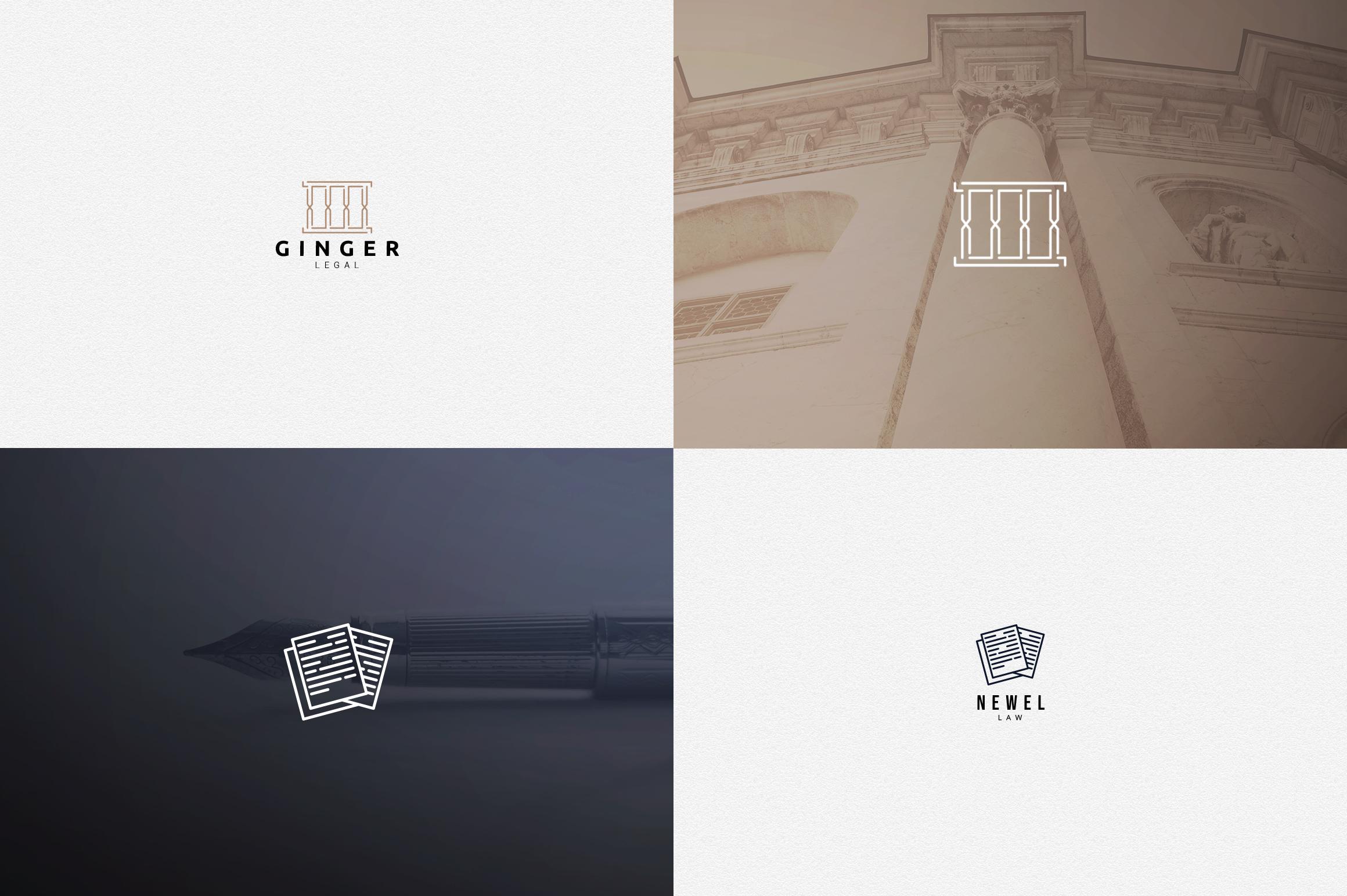 20 Logos Attorney & Law example image 9