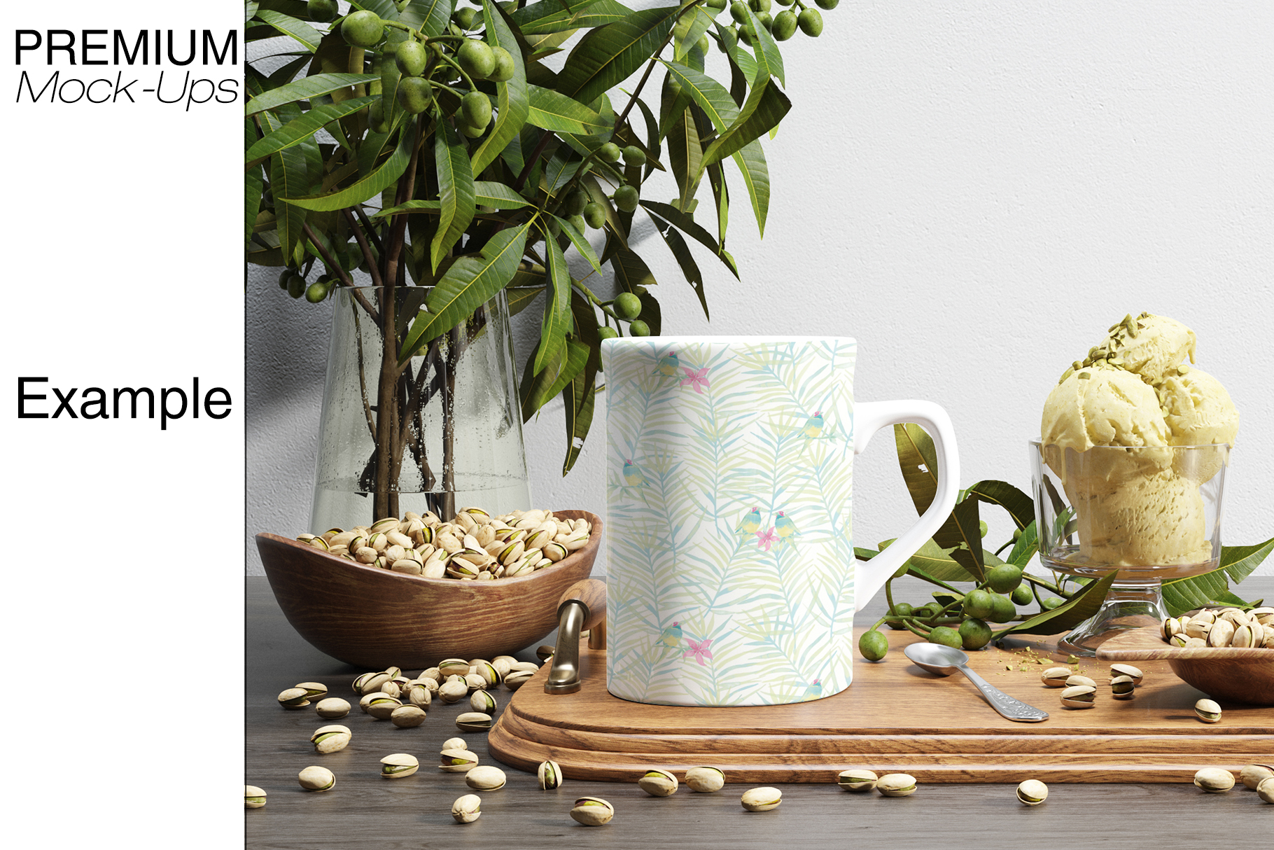 Mug Mockups - Many Shapes example image 2