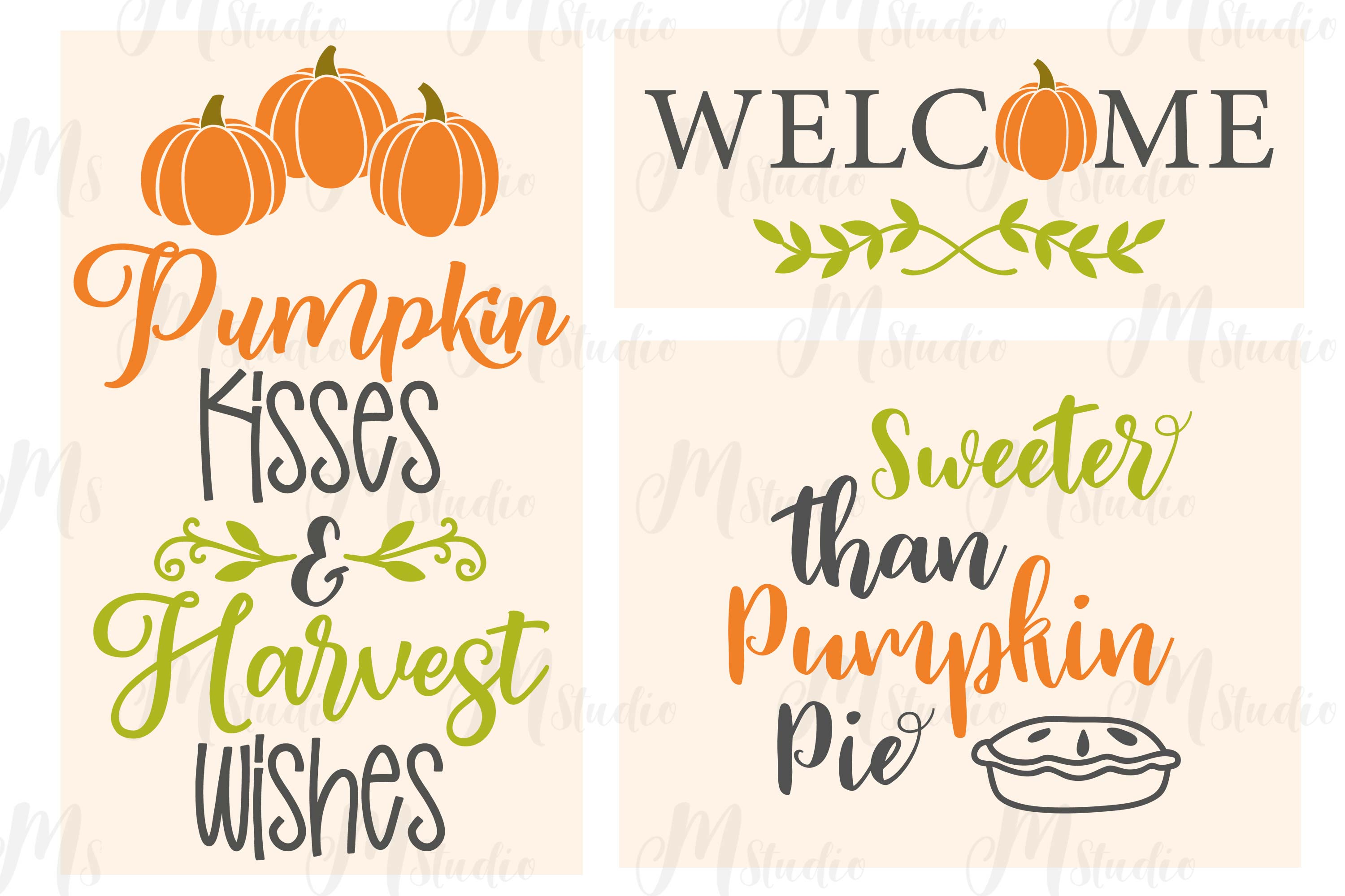Fall SVG Bundle. example image 4