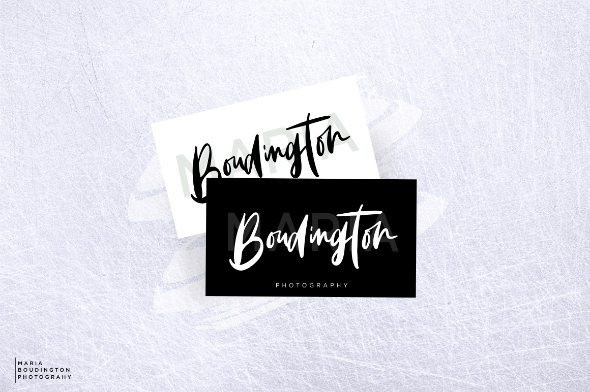 Monday Vibes - Handwritten Font example image 5
