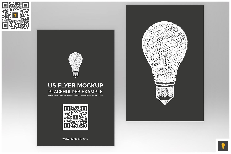 Flyer Mockup example image 7