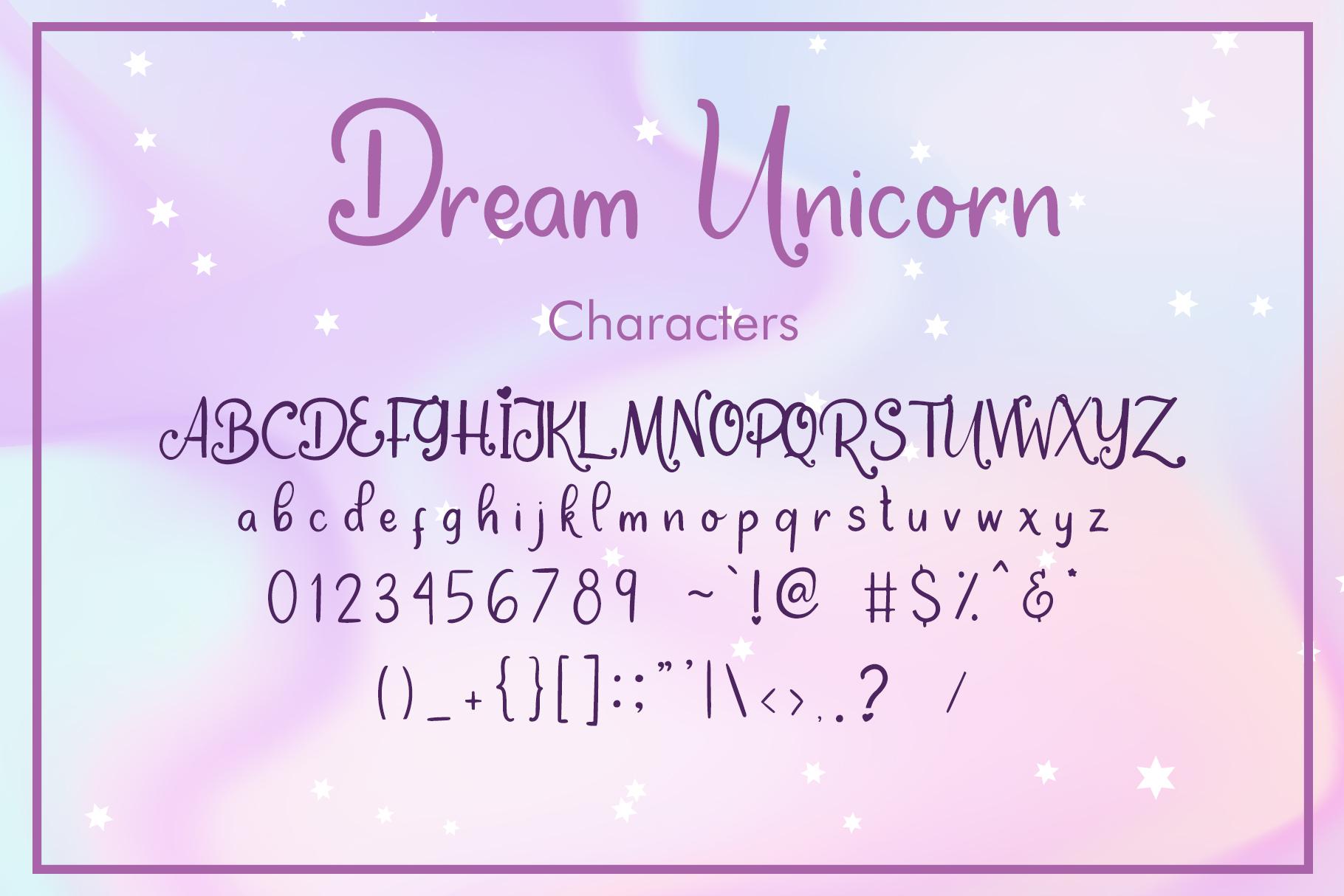 Dream Unicorn example image 6