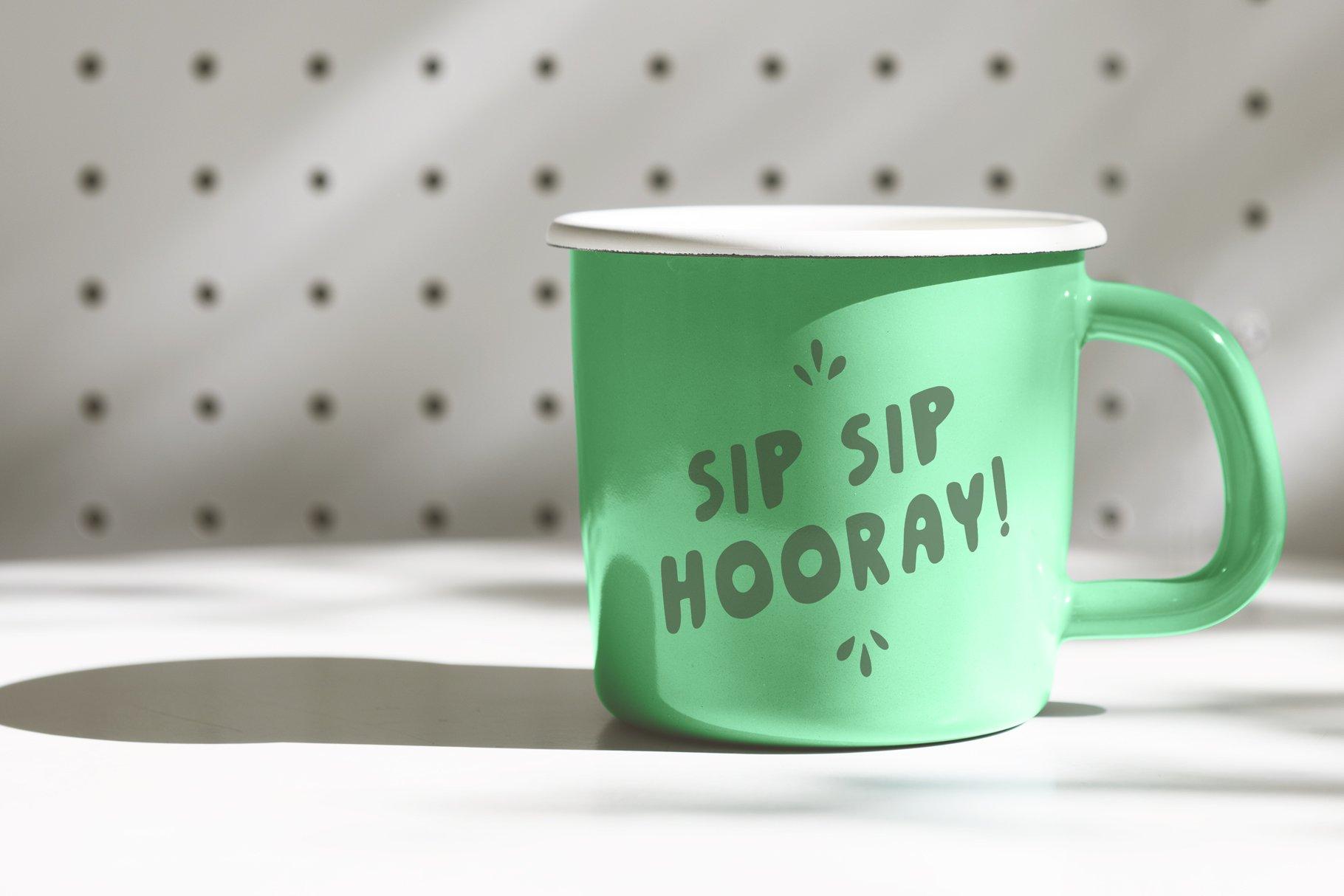 Splish Splash! | Playful Sans Serif Typeface example image 5
