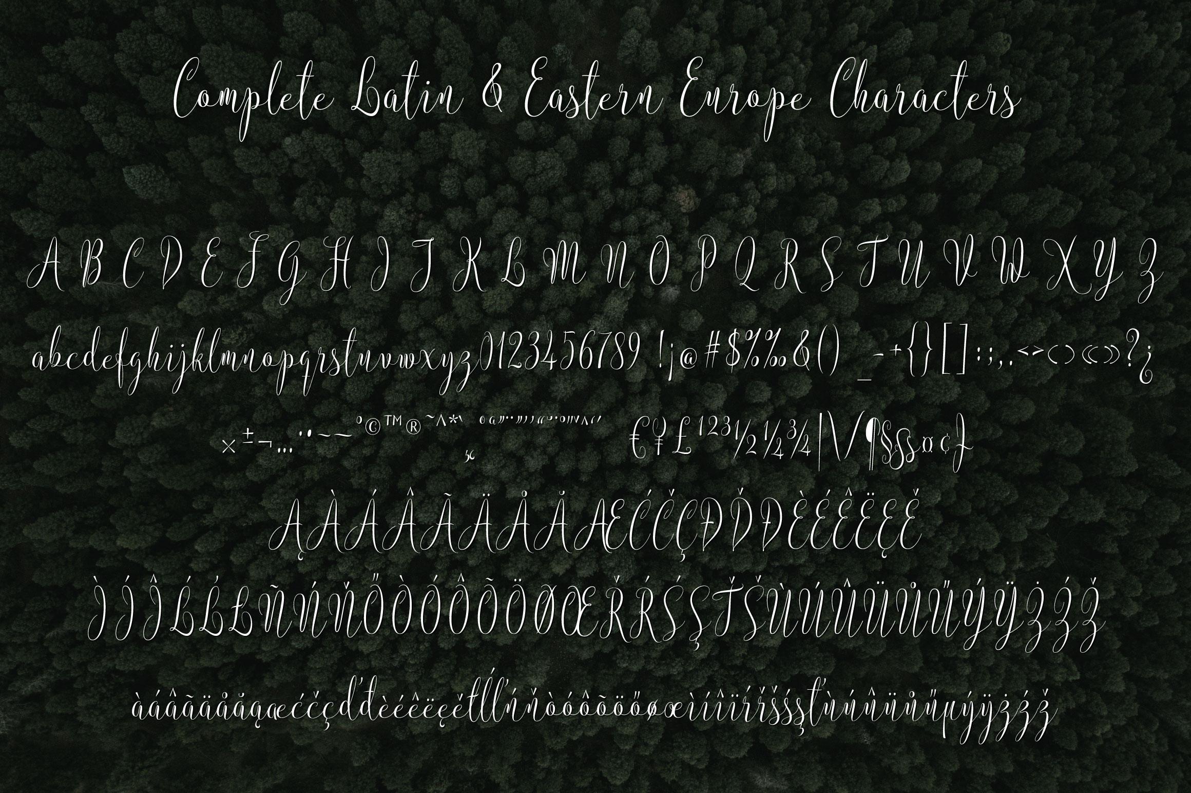 Instine Font Duo example image 7