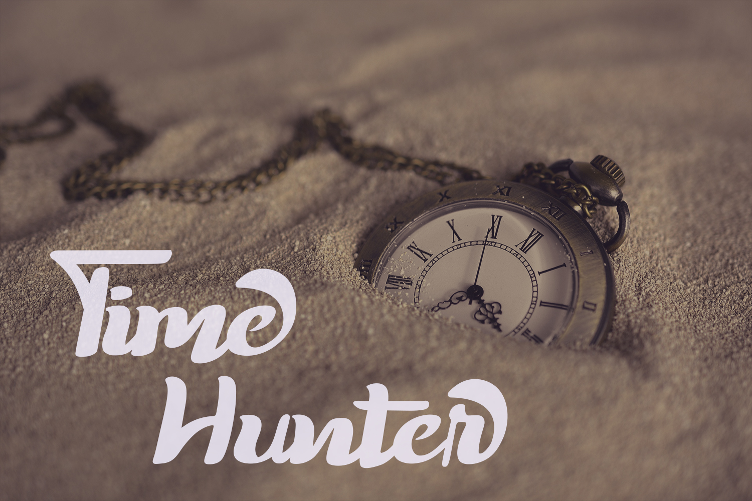 Trackers- Bold Script Font example image 4
