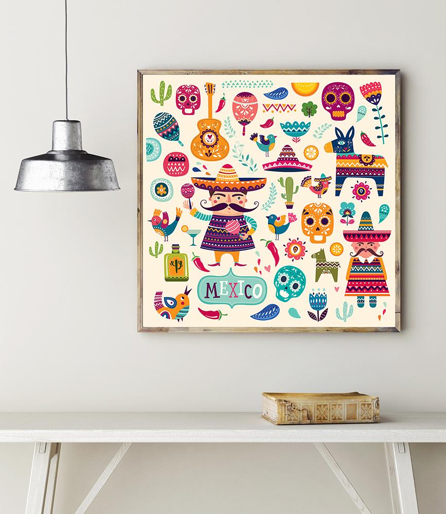 Mexican symbols example image 5