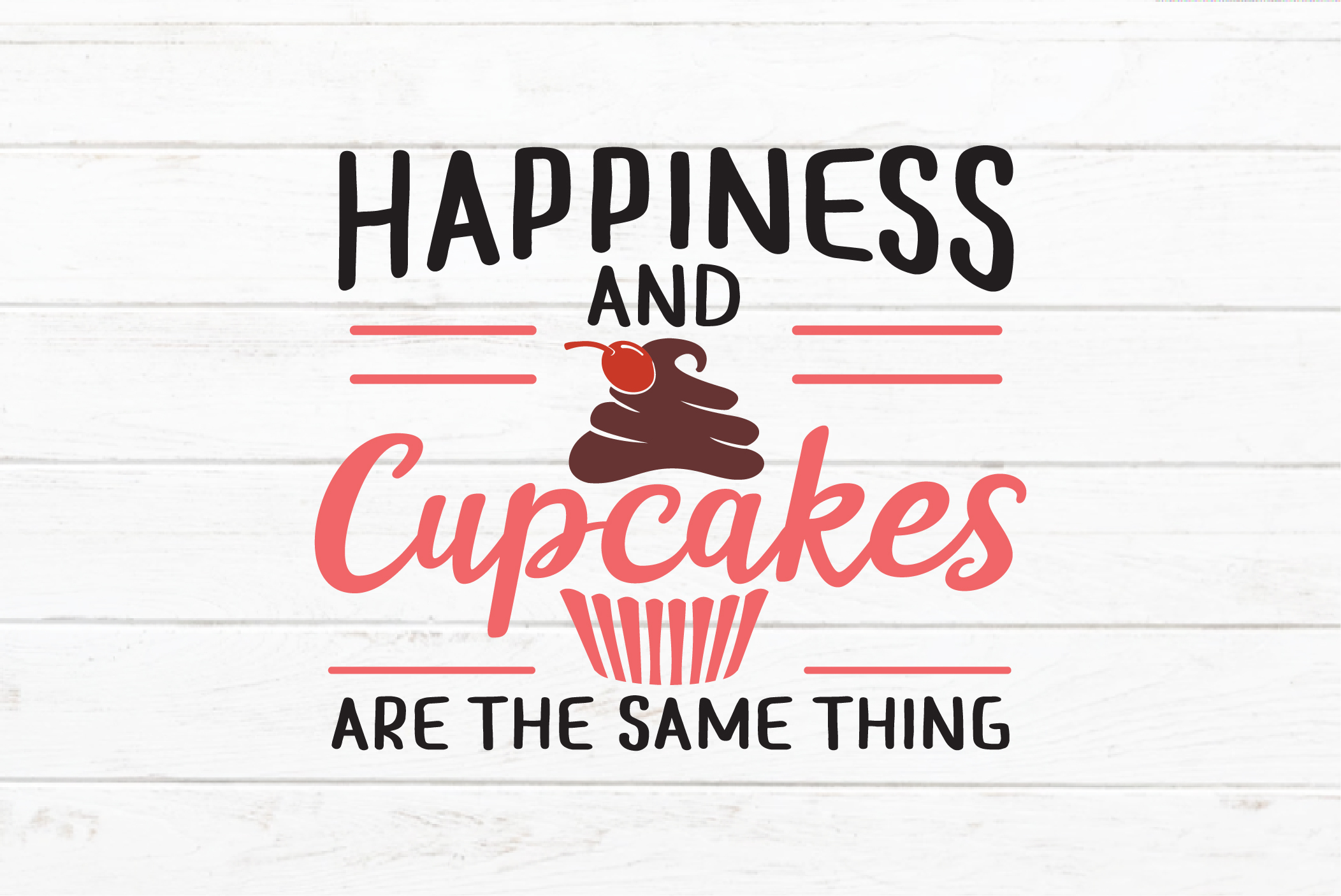 Cupcakes quotes SVG example image 4