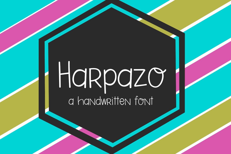 Harpazo Sans example image 1
