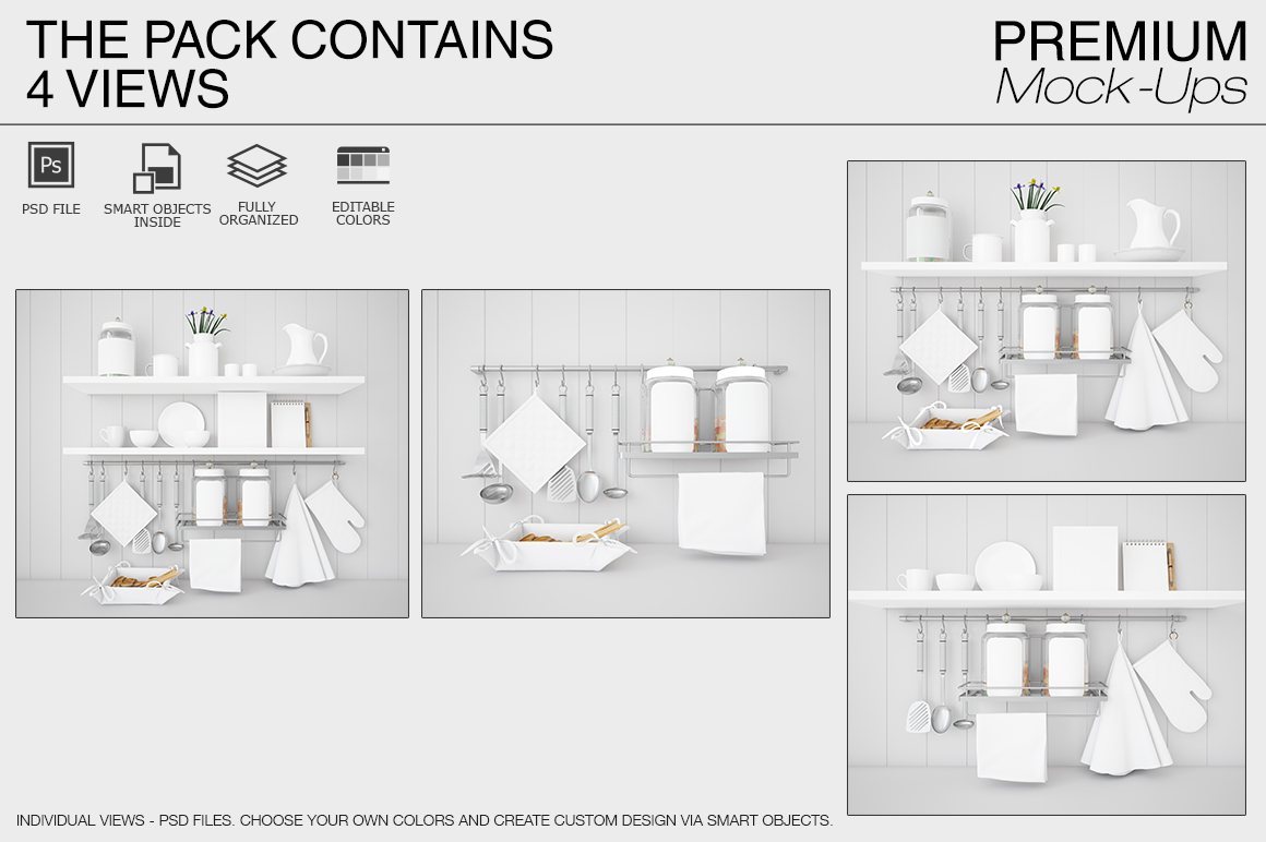 Kitchen Accessories Set example image 7