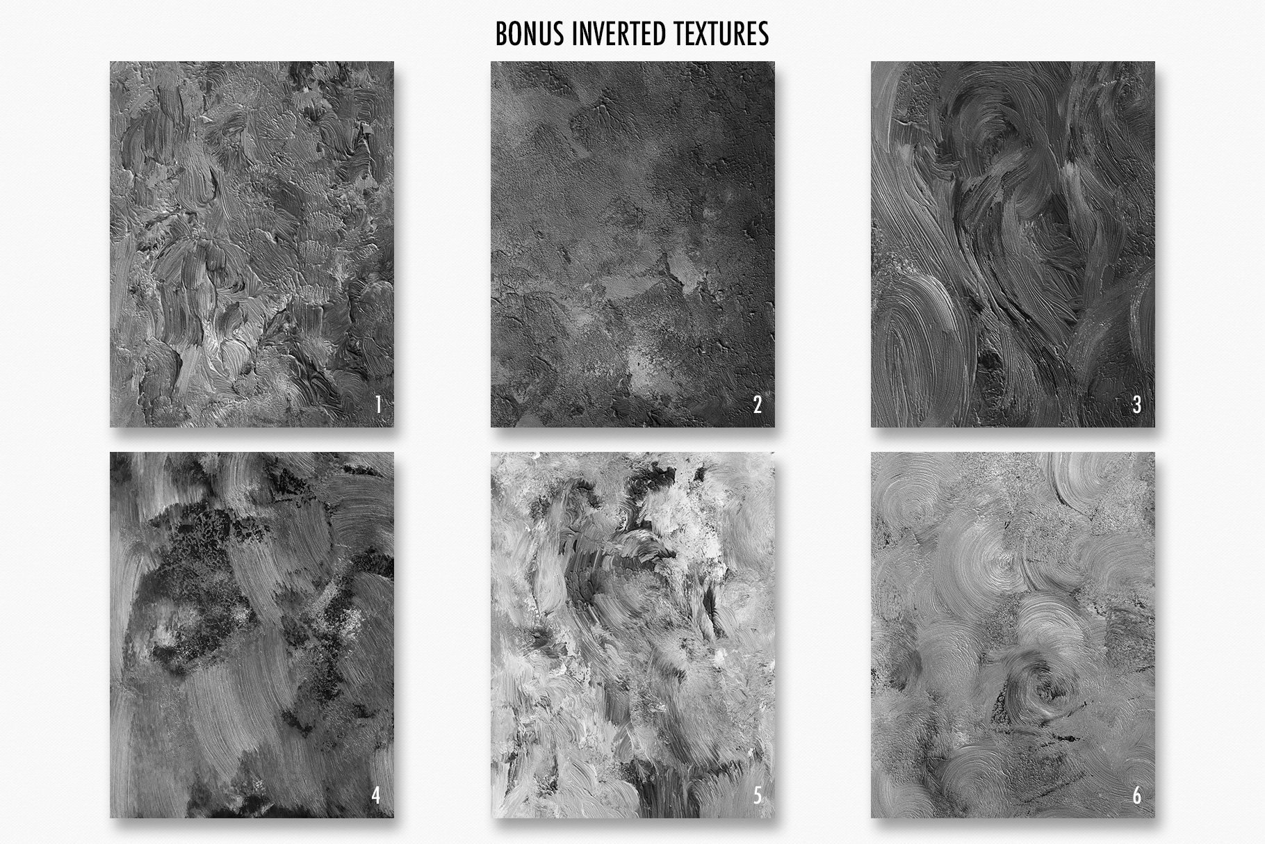 Fine Art Acrylic Paint Textures - Hand Painted Backgrounds example image 27