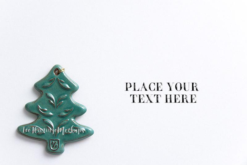 10 Stock photo mix Bundle flatlay Holiday decor mock up Holiday festive New Year Christmas  example image 3