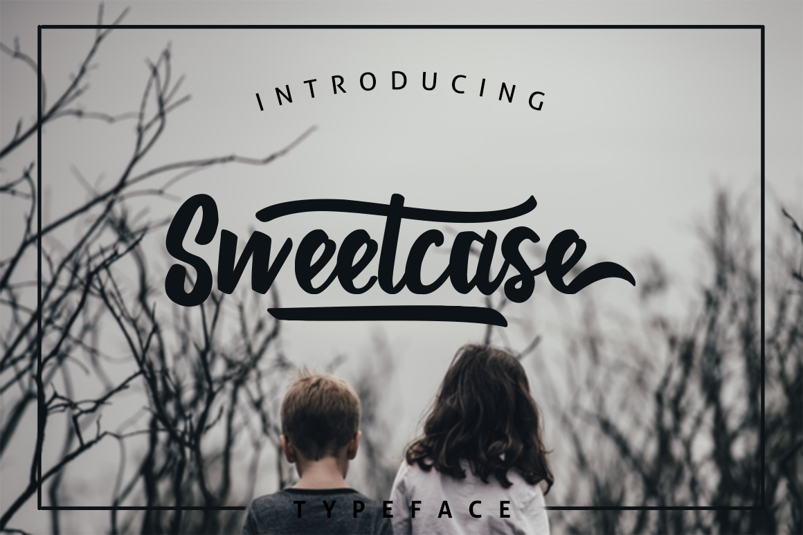 Sweetcase Typeface 30% OFF example image 1