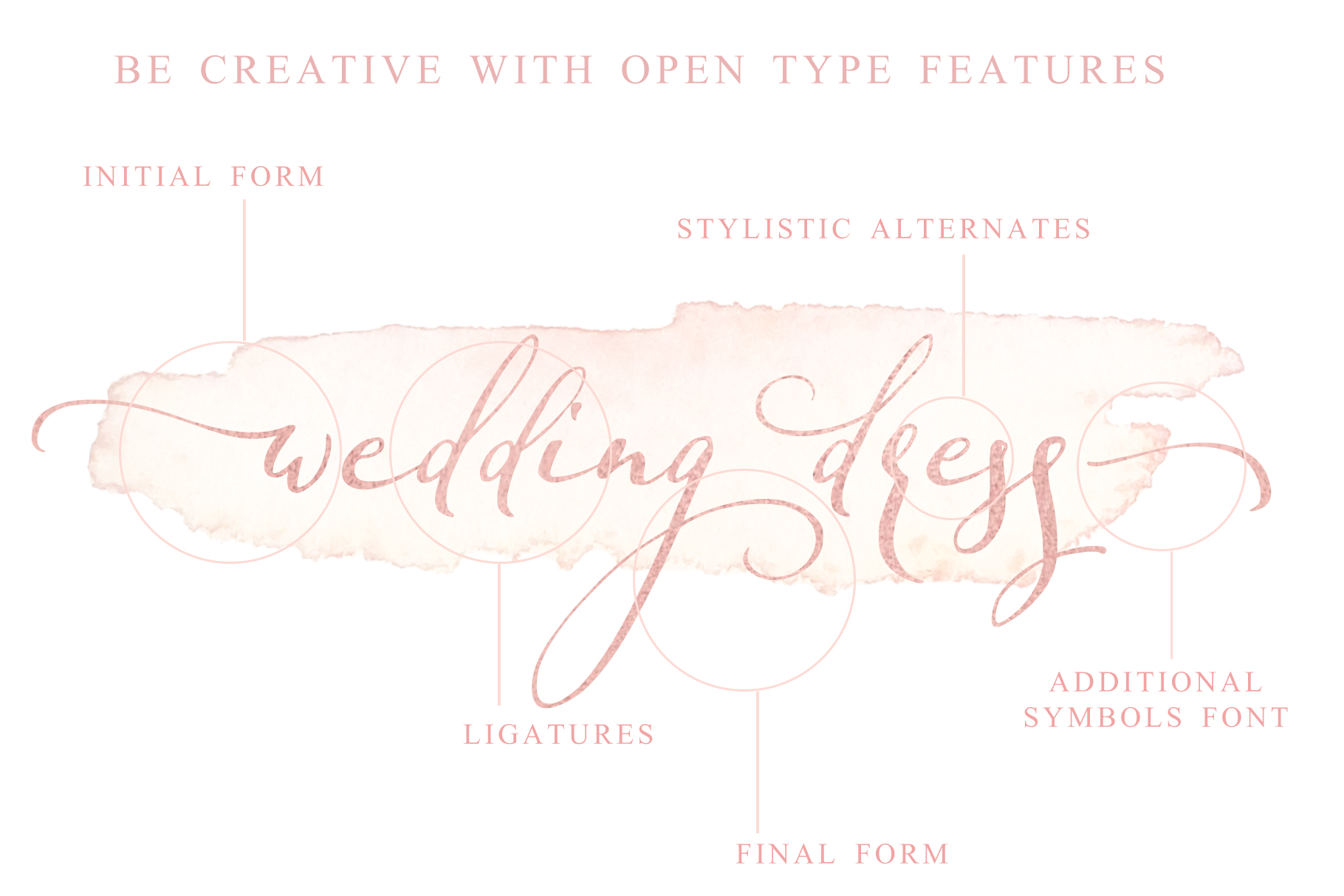 Miss Katherine font + Extras & Logo example image 3