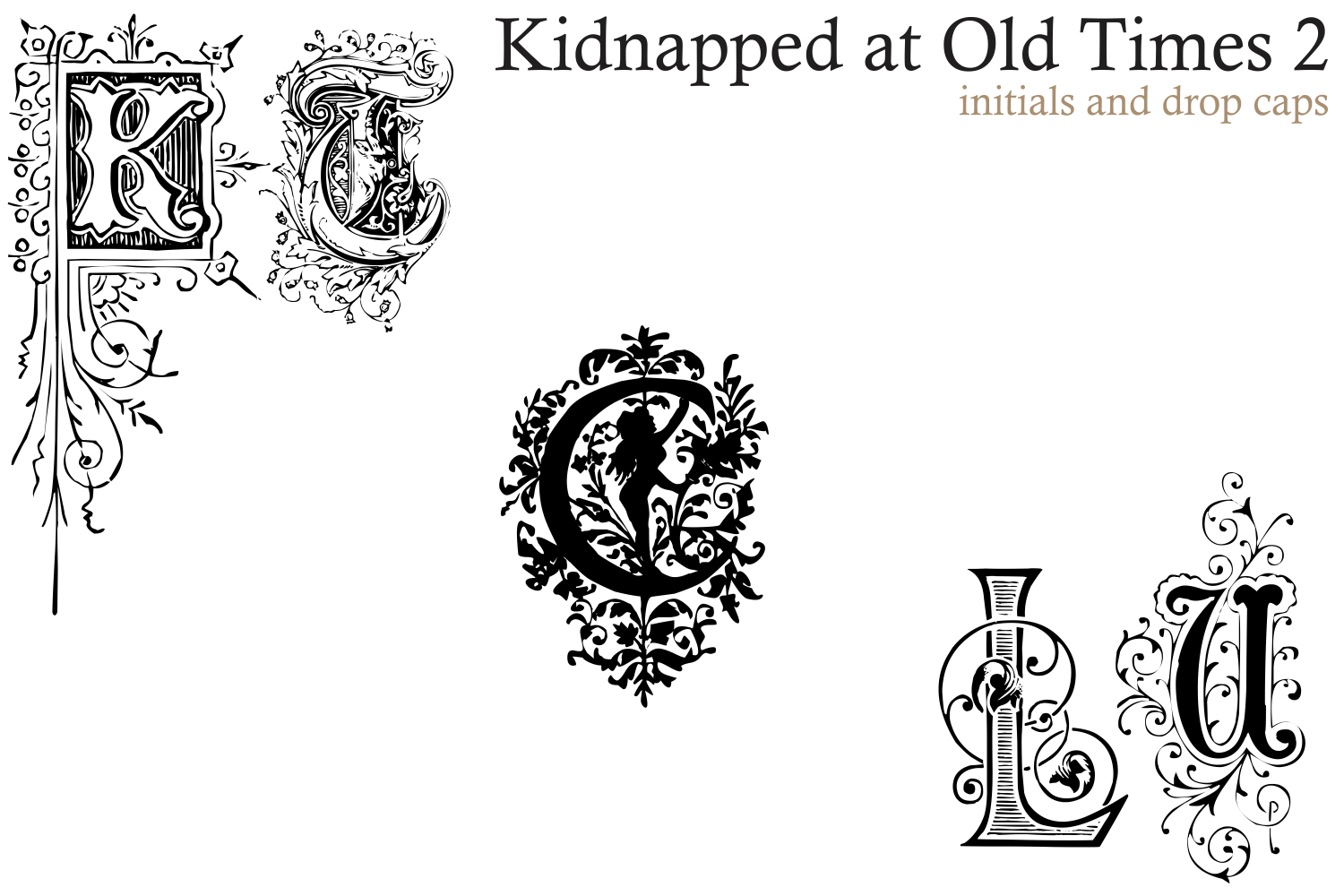 Kidnapped at Old Times 2 example image 1