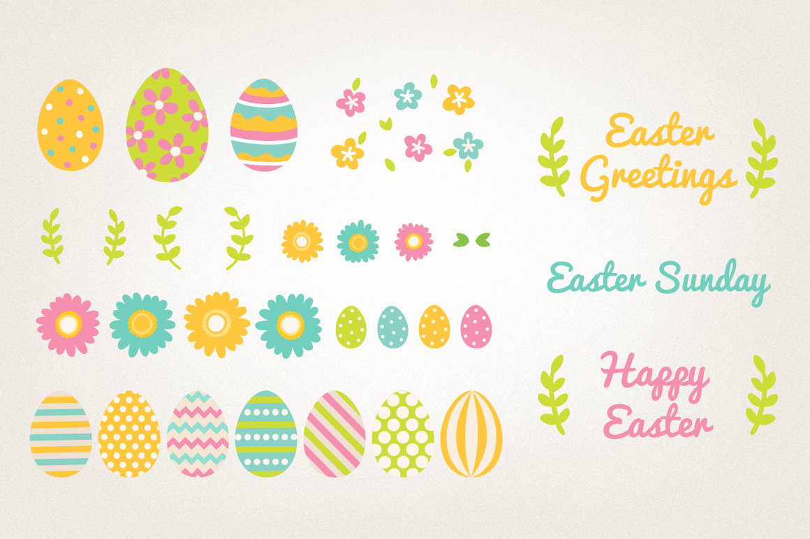 Easter Design Kit example image 4