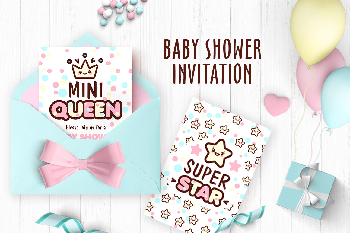 Cute vector prints for baby apparel example image 4