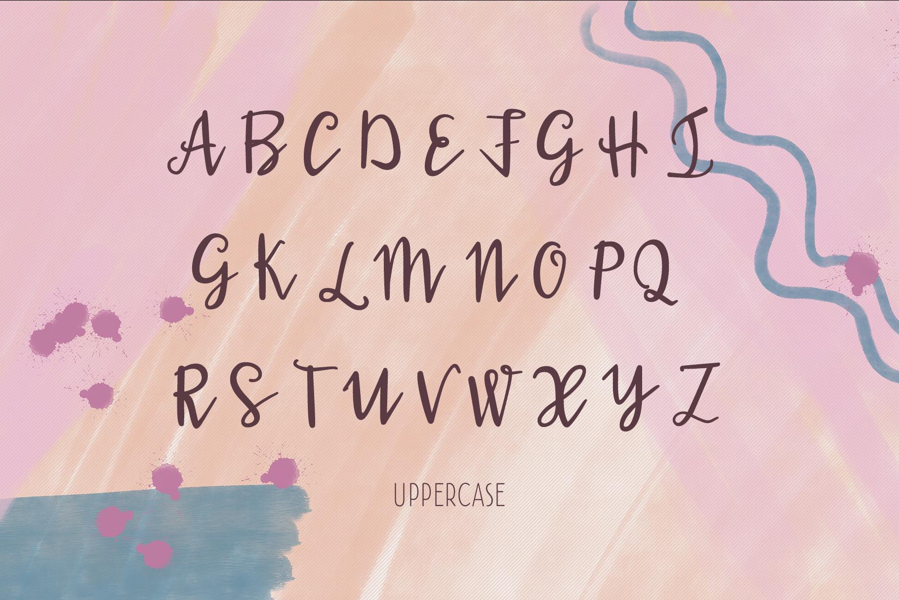 Hobla Script example image 5