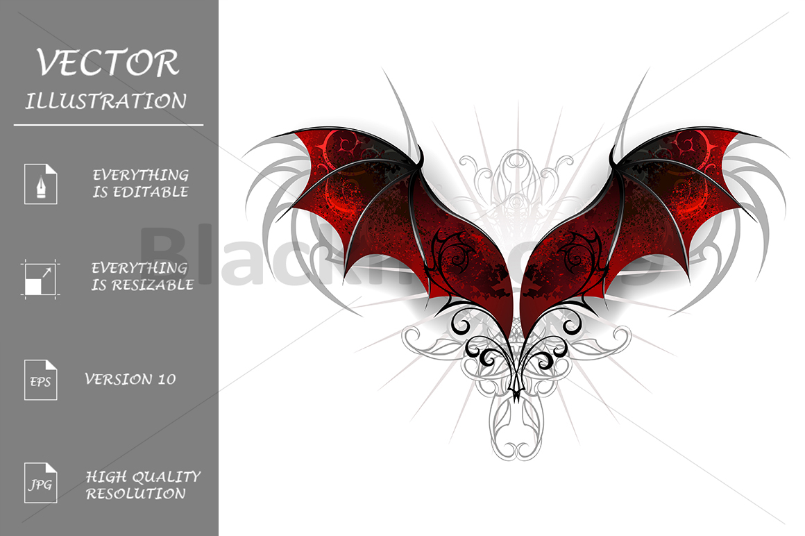 Wings of Dragon example image 1
