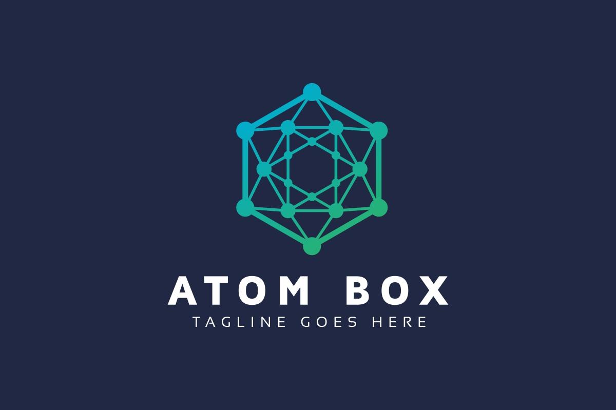 Atom Box Logo example image 2