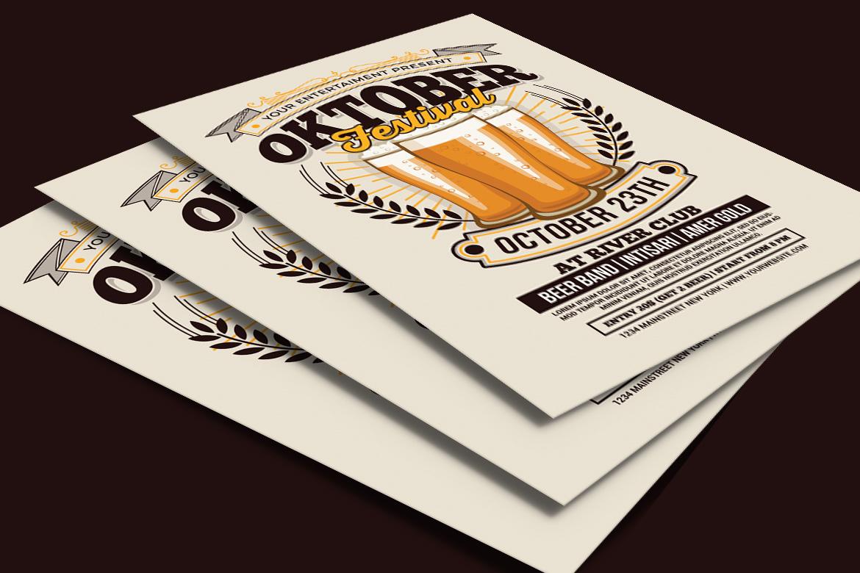 Oktoberfest Flyer example image 4