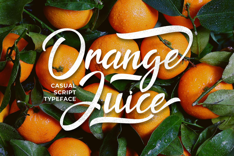 Orange Juice example image 1