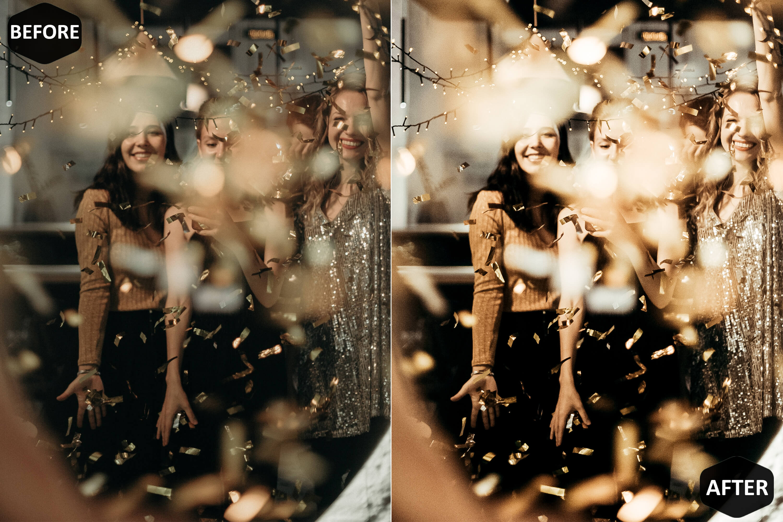 Party Radiance & Desktop Lightroom Presets, nightclub insta example image 6