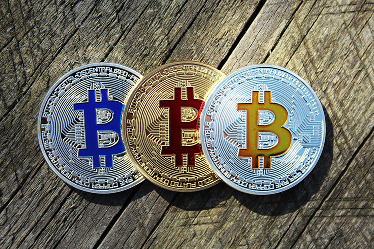 Bitcoins Coins Photos Bundle example image 4