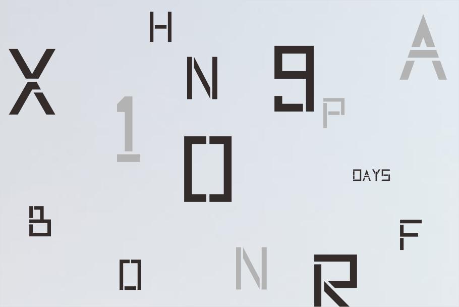 Patah Font example image 2