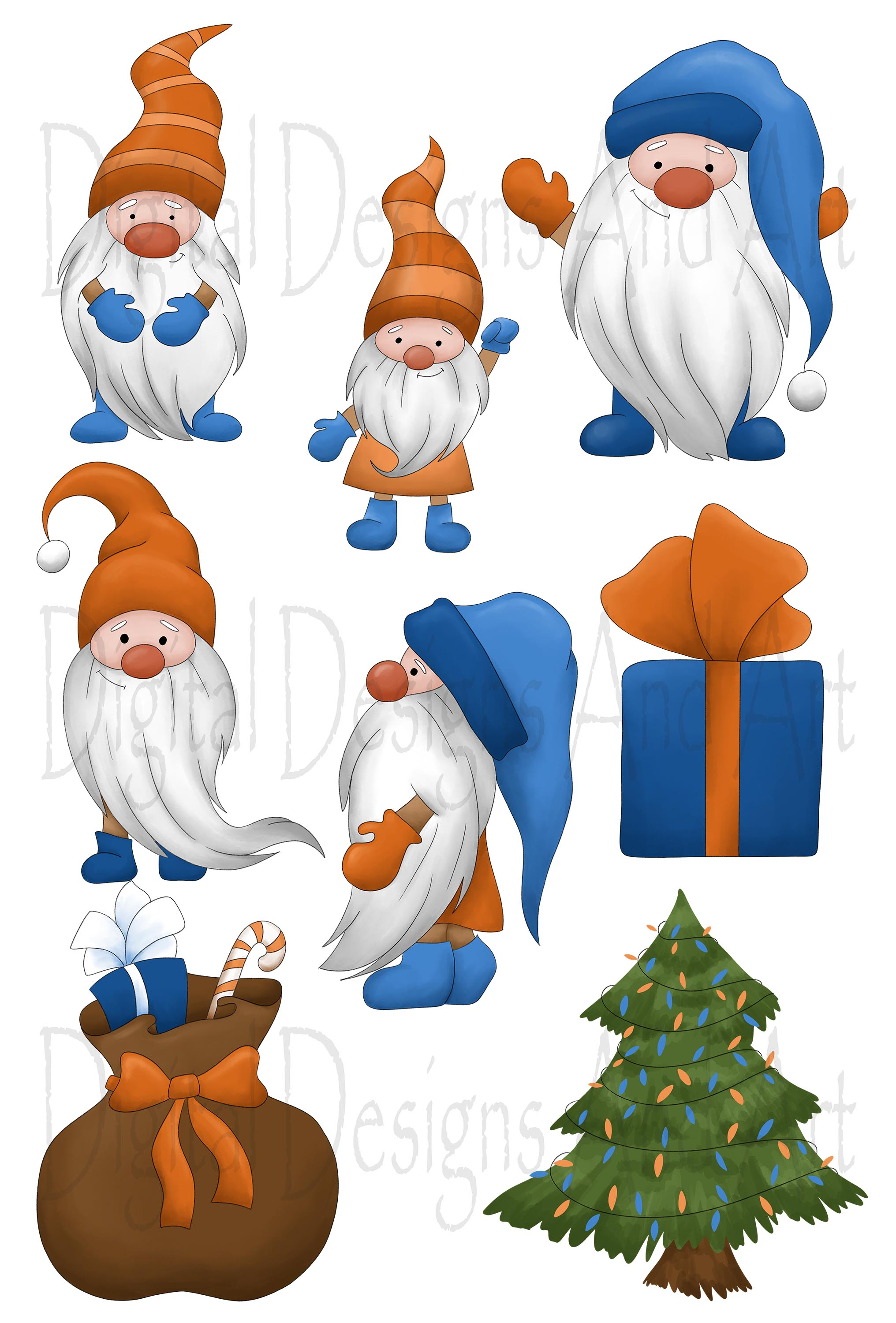 Dwarf clipart example image 2