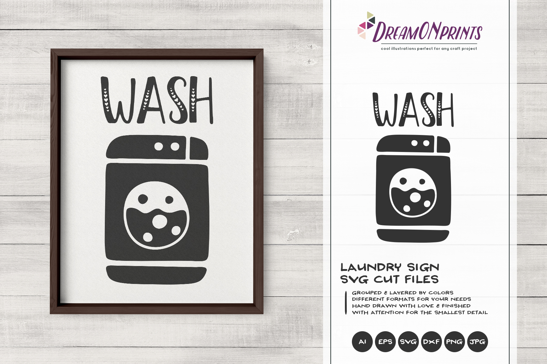Download Laundry Signs SVG | Wash SVG, DXF, EPS, PNG (261593) | Cut ...