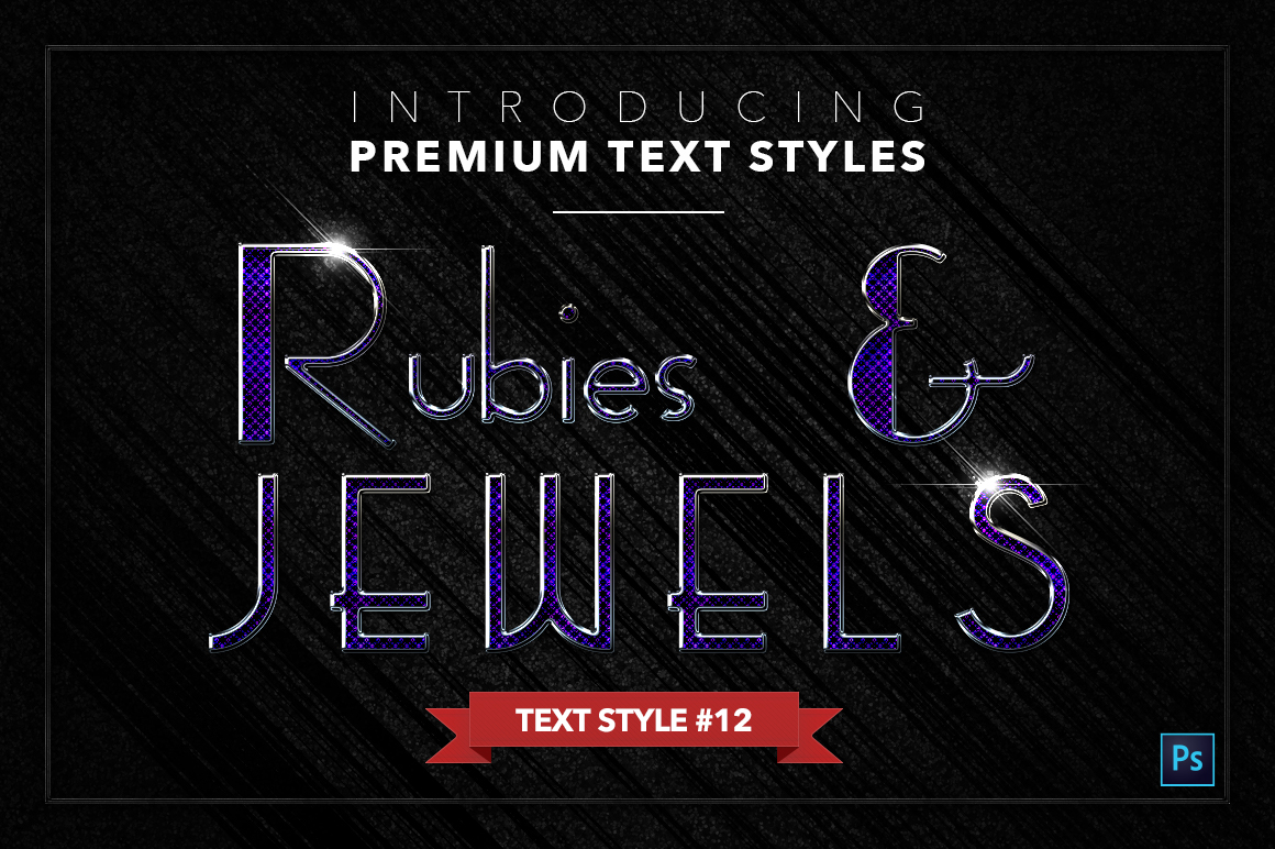 Rubies & Jewels #1 - 20 Text Styles example image 13